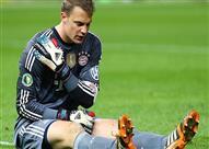 قلق في بايرن ميونيخ قبل مواجهة ريال مدريد بعد إصابة نوير في معسكر