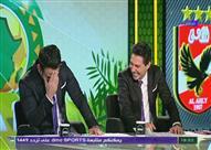 """وصلة ضحك هستيرية في استوديو """"DMC"""" بسبب محمد بركات"""