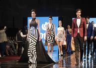 """لأول مرة في مصر.. عرض أزياء مستوحى من السيراميك لـ """"بهيج حسين"""""""