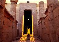 باحثون مصريون: أشعة الشمس تربط بين معابد الكرنك وهابو في يوم زيارة