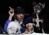 """بالفيديو والصور.. حكاية """"مصري"""" أنقذه كلب من الموت"""