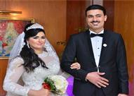 36 صورة جديدة تنشرها نادية حسني من حفل زفافها