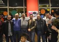 بالصور.. حمادة هلال يحتفل بعيد ميلاده في المعادي