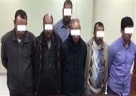 ضبط 19 من أعضاء جبهة تنظيم الإخوان المسلح بالإسكندرية (صور)
