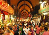 بالصور- 5 معلومات لا تعرفها عن السوق المصري في اسطنبول