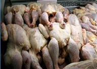 ضبط 60 كيلو دجاج فاسد داخل محل بدمياط