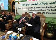 """مستشار شيخ الأزهر: صالون """"الرواق الفكري"""" يهيئ مناخ السلام للعالم"""