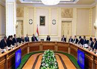 رئيس الوزراء يترأس اجتماع اللجنة العليا لمياه النيل
