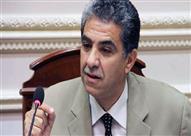 """وزير البيئة لمصراوي: """"ياريت كل يوم يكون فيه ساعة للأرض"""" -(فيديو)"""