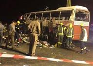 الخارجية الأردنية تتابع حادث انقلاب حافلة المعتمرين في السعودية