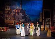 """12 صورة لنجوم """"بردة البوصيري"""" على مسرح أوبرا عُمان"""