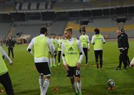استعدادات منتخب مصر لمباراة توجو الودية