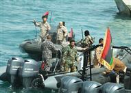 البحرية الليبية: توقيف 60 مهاجرا غير شرعي كانوا في طريقهم إلى أوروبا