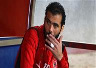 مصراوي يكشف .. لماذا غادر متعب تدريبات الأهلي؟