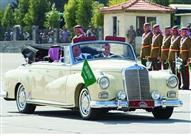 """لماذا اختارت الأردن سيارة """"قديمة"""" لتقل الملك سلمان عند وصوله أراضيها؟"""