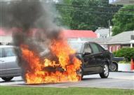 4 أسباب لحدوث حريق السيارة وهذه طرق الوقاية.. فيديو