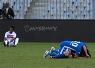 مباراة سموحة والزمالك فى الجولة الـ23 بالدوري المصري