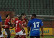 مباراة الأهلي والداخلية فى الأسبوع الـ21 بالدوري المصري