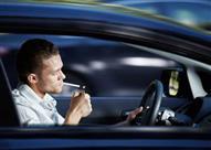 تحذير للمدخنين.. لا تجلس مدة طويلة اثناء القيادة