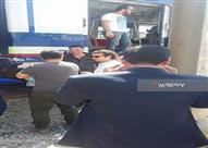 """بالصور – أحمد عز يطارد إرهابي داخل المترو في """"الخلية"""""""