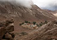 بالصور.. 7 معلومات عن سانت كاترين.. دير ومحمية وجبل ومدينة