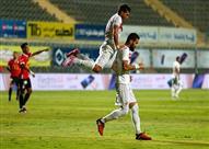 مباراة الزمالك وطلائع الجيش ضمن الجولة الثانية بالدوري المصري