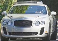 أول ظهور لكهربا بسيارته بنتلي كونتنتال GT الجديدة في مصر