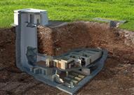 بالصور.. البيت الآمن ضد الانفجارات النووية والكوارث الطبيعية.. تعرف