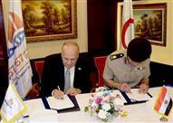 توقيع بروتوكول تعاون بين مجمع الجلاء الطبي للقوات المسلحة ومستشفى