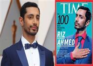 """مجلة تايم تختار ريز أحمد لغلاف """"المئة الأكثر تأثيرا في العالم"""""""