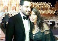 """بالفيديو والصور- أصالة ترقص """"الدبكة"""" في حفل زفاف أحد أقاربها"""