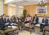 وزارة العدل تعكف على إنشاء صندوق لرعاية ودعم المصريين في الخارج -(صور)
