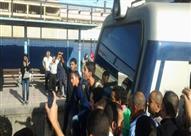 بالفيديو- مترو الأنفاق يشكل لجنة تحقيق لمعرفة أسباب حادث طرة البلد