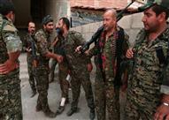 """""""مقتل 18 على الأقل"""" من المسلحين الأكراد في غارات جوية تركية في سوريا"""