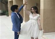 """بالفيديو .. على ربيع يرقص بحفل زفاف حمدي المرغني علي """"لخبطلي حالي"""""""