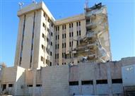 قتلى وجرحى في غارة جوية على مستشفى في إدلب