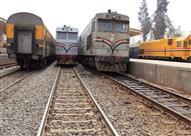 الإحصاء: إيرادات السكك الحديدية تزيد للشهر الثالث هذا العام
