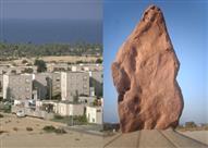 صخرة ديان ومستوطنة ياميت.. معالم سياحية في سيناء خلفتها الحروب - صور