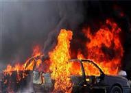 """مصدر أمني:  تكفيري يفجَّر سيارة مفخخة في تجمع """"الترابين"""" برفح"""