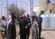 مساعد وزير الداخلية لوسط الصعيد يتفقد نقاط تفتيش بأسيوط (صور)