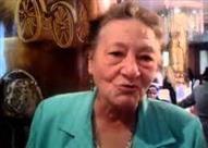 قصة السيدة التي حرص السيسي على تحيتها في مؤتمر الشباب بالإسماعيلية