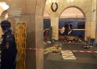 """حركة مرتبطة بـ""""القاعدة"""" تتبنى هجوم سان بطرسبورج الروسية"""