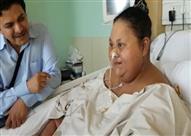 بالفيديو- الطبيب المعالج لأسمن امرأة في العالم: وزنها أصبح 171 كيلو