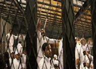 """لسماع الشهود.. تأجيل محاكمة 32 متهمًا بخلية """"ميكروباص حلوان"""" لـ 31"""