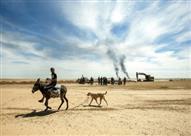 الحشد الشعبي يستعيد موقع الحضر الأثري في شمال العراق من داعش