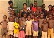 أم أوغندية في 37 من عمرها تنجب 38 طفلا من رجل واحد