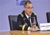 قائد قوات الناتو في أوروبا يدعو إلى تعزيز التعاون في الحرب على الإرهاب