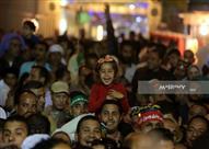 """في الليلة الختامية لمولد السيدة زينب.. صغار وشباب في حُب """"أم هاشم"""""""