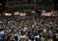 20 صورة ترصد احتفالات الآلاف بالليلة الختامية لمولد السيدة زينب