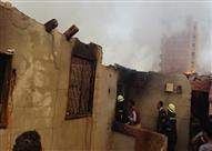 إخماد حريق بشقة سكنية في بولاق الدكرور دون وقوع إصابات